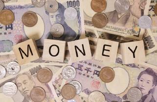 ヤミ金被害を現すお金の画像